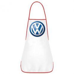 Фартук Volkswagen 3D Logo - FatLine