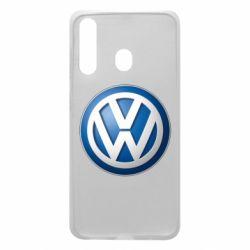 Чохол для Samsung A60 Volkswagen 3D Logo
