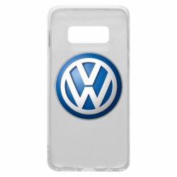 Чохол для Samsung S10e Volkswagen 3D Logo