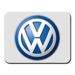 Коврик для мыши Volkswagen 3D Logo - FatLine
