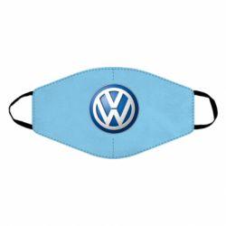 Маска для обличчя Volkswagen 3D Logo
