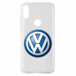 Чохол для Xiaomi Mi Play Volkswagen 3D Logo