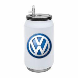 Термобанка 350ml Volkswagen 3D Logo