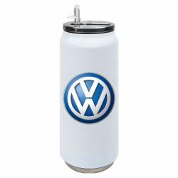 Термобанка 500ml Volkswagen 3D Logo