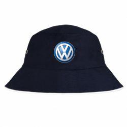 Панама Volkswagen 3D Logo