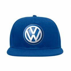 Снепбек Volkswagen 3D Logo - FatLine