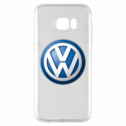 Чохол для Samsung S7 EDGE Volkswagen 3D Logo
