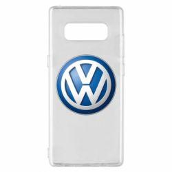 Чохол для Samsung Note 8 Volkswagen 3D Logo