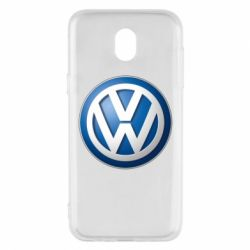Чохол для Samsung J5 2017 Volkswagen 3D Logo