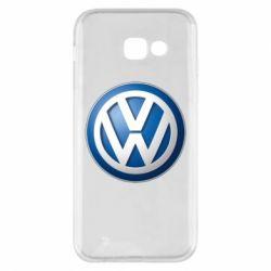 Чохол для Samsung A5 2017 Volkswagen 3D Logo