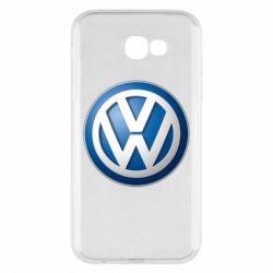 Чохол для Samsung A7 2017 Volkswagen 3D Logo