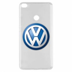 Чохол для Xiaomi Mi Max 2 Volkswagen 3D Logo