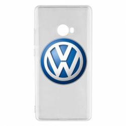 Чохол для Xiaomi Mi Note 2 Volkswagen 3D Logo