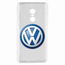 Чохол для Xiaomi Redmi Note 4 Volkswagen 3D Logo