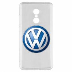Чохол для Xiaomi Redmi Note 4x Volkswagen 3D Logo
