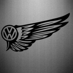 Наклейка Volkswagen Art