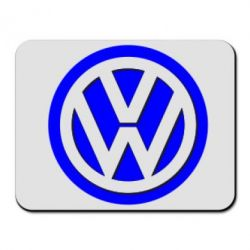 Коврик для мыши Volkswagen Logo - FatLine