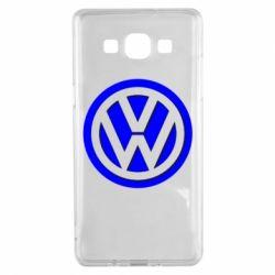 Чохол для Samsung A5 2015 Логотип Volkswagen