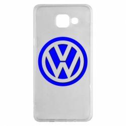 Чохол для Samsung A5 2016 Логотип Volkswagen