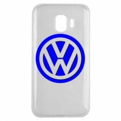 Чохол для Samsung J2 2018 Логотип Volkswagen