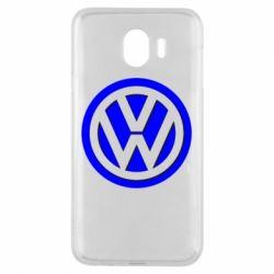 Чохол для Samsung J4 Логотип Volkswagen