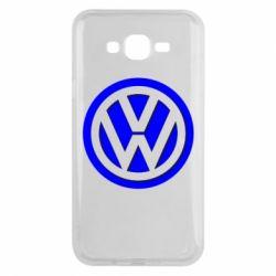 Чохол для Samsung J7 2015 Логотип Volkswagen