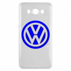 Чохол для Samsung J7 2016 Логотип Volkswagen
