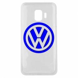 Чохол для Samsung J2 Core Логотип Volkswagen