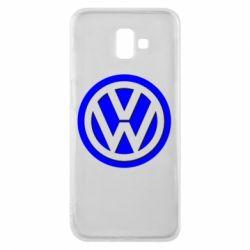 Чохол для Samsung J6 Plus 2018 Логотип Volkswagen