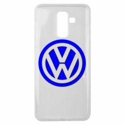 Чохол для Samsung J8 2018 Логотип Volkswagen