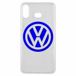 Чохол для Samsung A6s Логотип Volkswagen