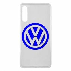 Чохол для Samsung A7 2018 Логотип Volkswagen