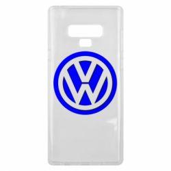Чохол для Samsung Note 9 Логотип Volkswagen