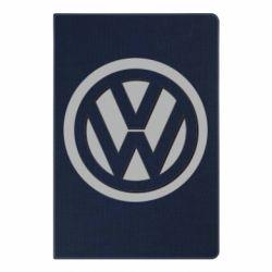 Блокнот А5 Логотип Volkswagen