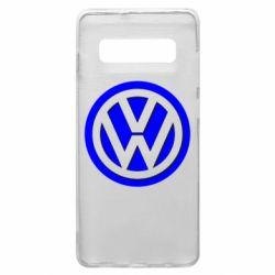 Чохол для Samsung S10+ Логотип Volkswagen