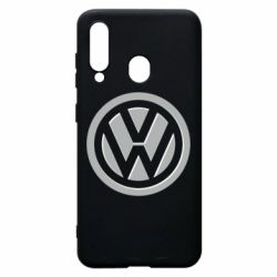 Чохол для Samsung A60 Логотип Volkswagen