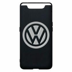 Чохол для Samsung A80 Логотип Volkswagen