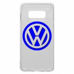 Чохол для Samsung S10e Логотип Volkswagen