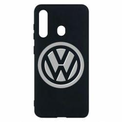 Чохол для Samsung M40 Логотип Volkswagen