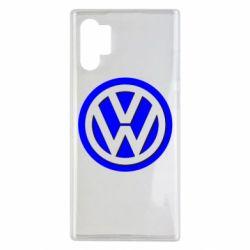Чохол для Samsung Note 10 Plus Логотип Volkswagen