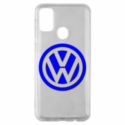 Чохол для Samsung M30s Логотип Volkswagen