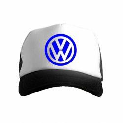 Дитяча кепка-тракер Логотип Volkswagen