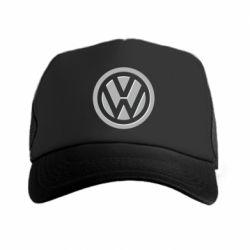Кепка-тракер Volkswagen Logo - FatLine