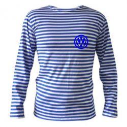 Тельняшка с длинным рукавом Volkswagen Logo - FatLine