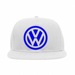 Снепбек Volkswagen Logo - FatLine