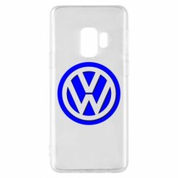 Чохол для Samsung S9 Логотип Volkswagen
