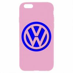 Чохол для iPhone 6/6S Логотип Volkswagen