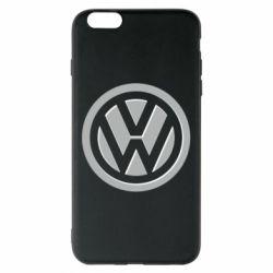 Чохол для iPhone 6 Plus/6S Plus Логотип Volkswagen