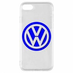 Чохол для iPhone 7 Логотип Volkswagen
