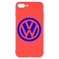 Чохол для iPhone 8 Plus Логотип Volkswagen